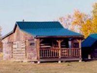 Homesteader Cabin